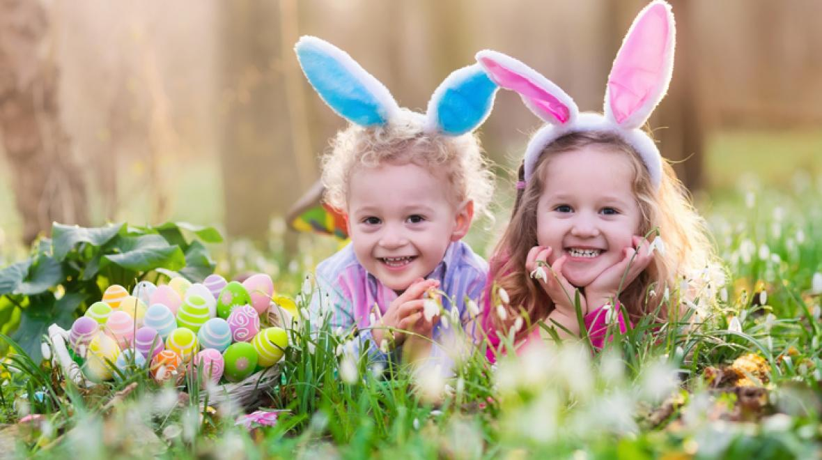 Celebrate Easter without Easter Bunny